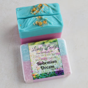 Bohemian Dream Cold Process Soap
