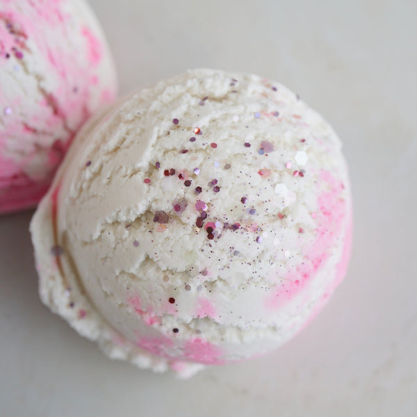Rose Quartz Bubble Bars