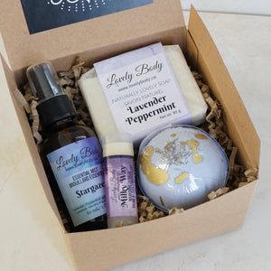 Lavender Love Gift Box - Gift Set