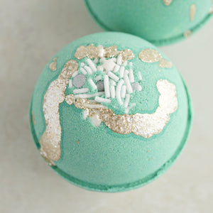 Elf Magic Vegan Bath Bomb