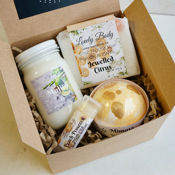 Drinks on the Patio Box - Gift Set