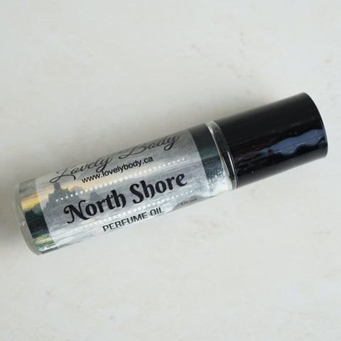 North Shore Perfume Oil Roller
