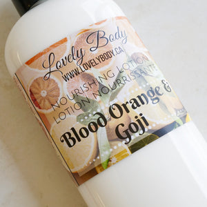 Blood Orange & Goji Nourishing Lotion