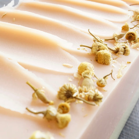 Spiced Grapefruit Naturally Lovely Cold Process Soap