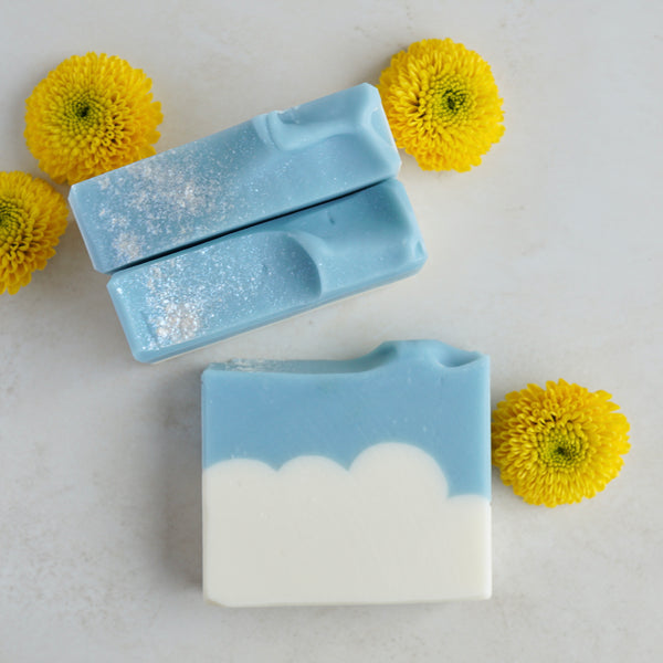 Sunny Skies Cold Process Soap