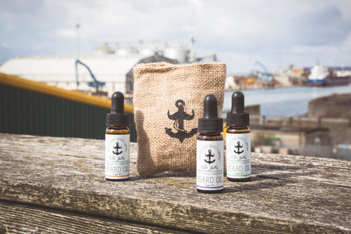 The Brighton Beard Company - Groombridge Beard Oil Gift Set
