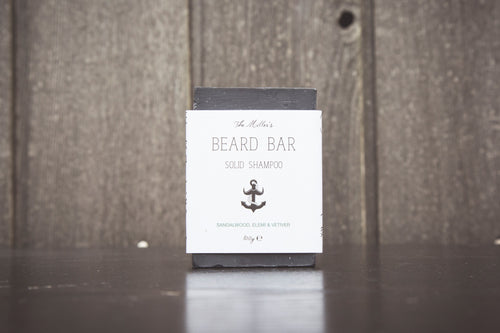 The Brighton Beard Company - The Miller's Beard Shampoo Bar