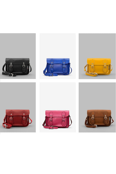 Tilney Mini Leather Satchel