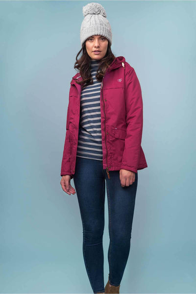 Beaufort Jacket Bramble