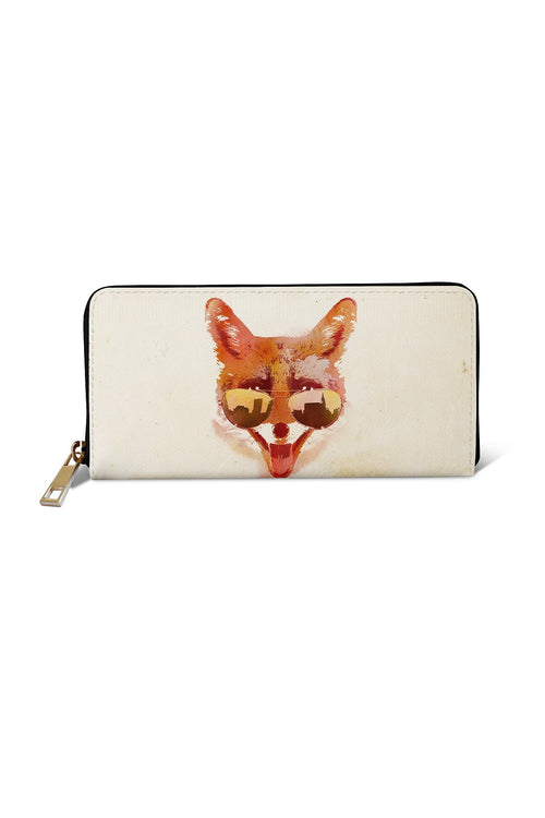 'Big Town Fox' Purse