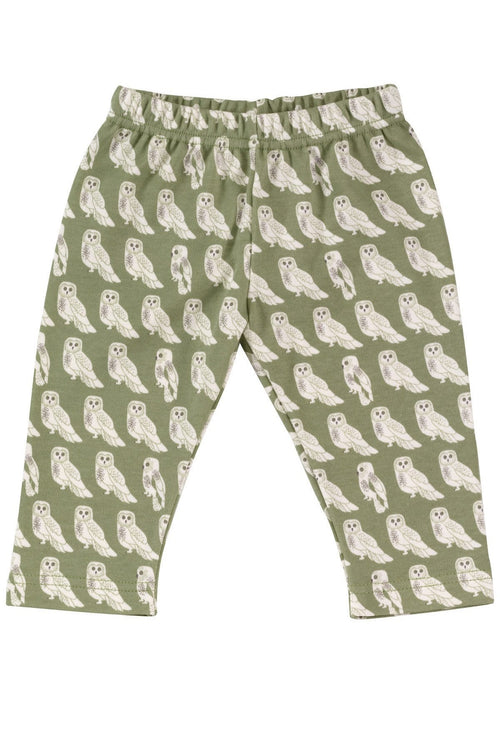 Organic Owl Leggings