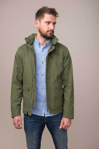 Islander Jacket Hunter
