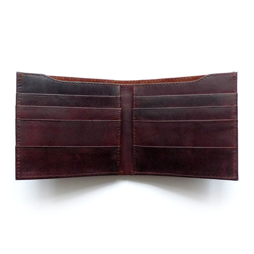 Merlo's 'Express-O' billfold wallet