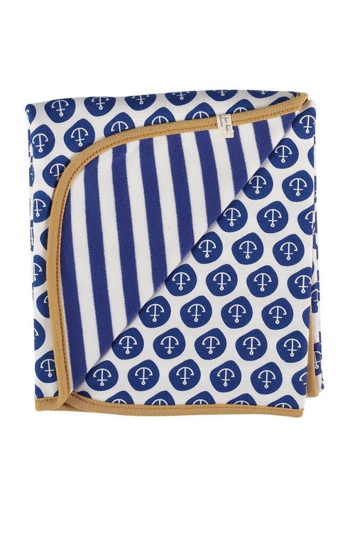 Organic Reversible Anchor Print Blanket