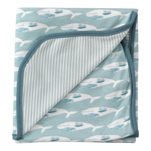 Reversible Organic Whale Blanket