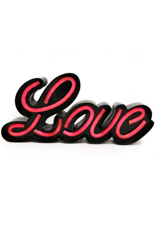 Boudoir Neon Effect Love Light