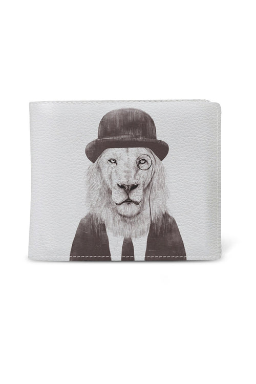'Sir Lion' Wallet