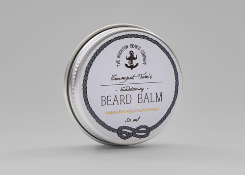 The Brighton Beard Company - Beard Balm