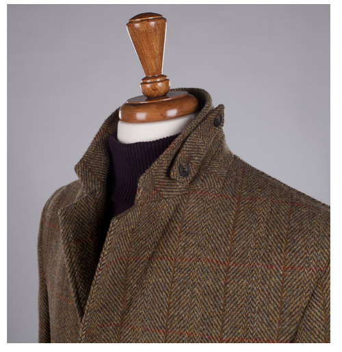 Harris Tweed Callum Jacket