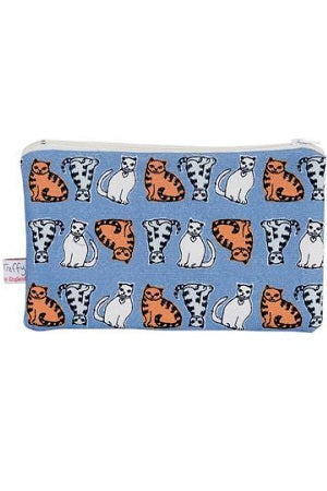Top Cats Print Useful Purses
