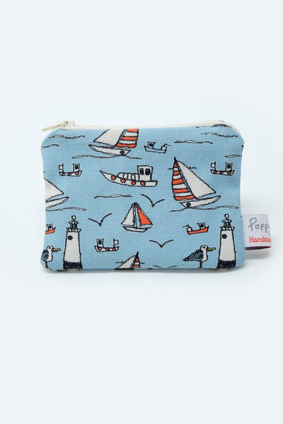 Seaside Print Useful Purses