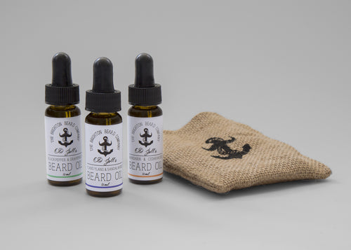 The Brighton Beard Company - Beard Oil