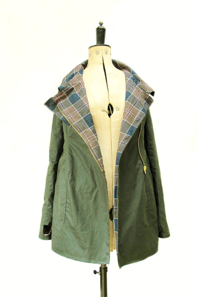 Heritage Wax Coat