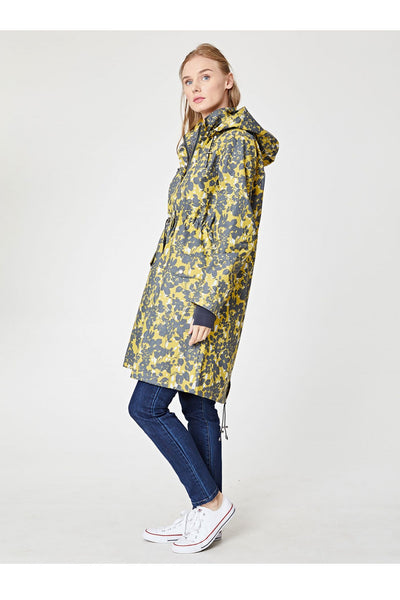 Jemima Printed Waterproof Anorak