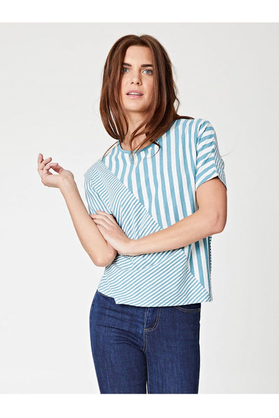 Savita Organic Cotton Boxy T Shirt