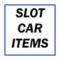 Slot Car Items