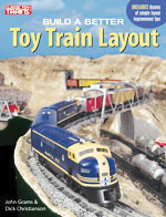 Kalmbach 108803 Classic Toy Trains, Build a Better Toy Train Layout