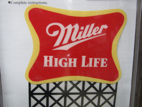 Light Works USA 8061 Miller High Life Billboard Super Animated Neon Series Sign