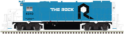 Atlas 10 003 618 HO, GP38-2, ESU Loksound, Rock Island, The American Railfan, RI, 4310