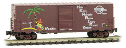 Micro-Trains Line 503 00 250 Z Scale, 40' Standard Box Car, Missouri Pacific, MP, HERB-1
