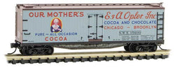 Micro-Trains 049 00 880 N 40' Wood Reefer, Farm To Table Reefer Series, Car 12, NWX, 15630