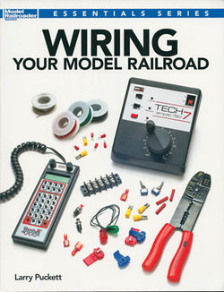 Kalmbach 12491 Model Railroader Guide to Wiring Your Model Railroad by Larry Puckett