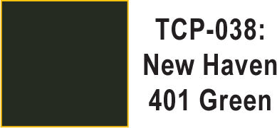 Tru Color TCP-38 New Haven 401 Green Paint 1 ounce