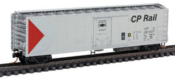 Micro-Trains Line 069 00 212 51' Rivet Side Mechanical Reefer, Canadian Pacific, #287227