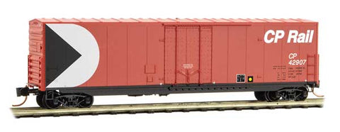 Micro Trains 181 00 060 N, 50' Standard Box Car, CP, 42907