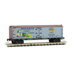 Micro-Trains 518 00 710 Z 40' Wood Reefer, Farm To Table Reefer Series, Car 1
