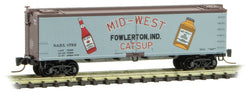 Micro-Trains 518 00 780 Z 40' Wood Reefer, Farm To Table Reefer Series, Car 8