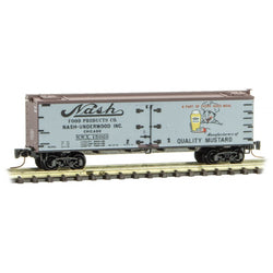 Micro-Trains 518 00 790 Z 40' Wood Reefer, Farm To Table Reefer Series, Car 9, NWX 15660
