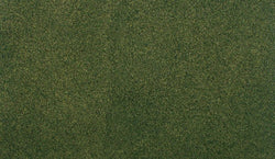 "Woodland Scenics RG5173, Grass Mat, 25"" x 33"" Forest Green"