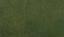 "Woodland Scenics RG5133, Grass Mat, 33"" x 50"" Forest Green"