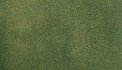 "Woodland Scenics RG5132, Grass Mat, 33"" x 50"" Medium Green"