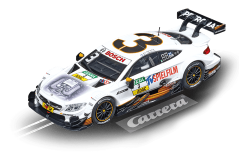 Carrera 27573, Evolution, 132, Electric Slot Car, Mercedes-AMG C 63 DTM, P. Di Resta, No. 3, Discontinued