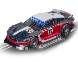 Carrera 30939, Digital, 132, Electric Slot Car, Ford Mustang GTY, No. 17