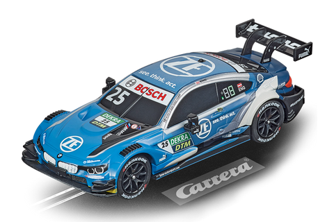 Carrera 64171 Go!!!, 1:43 Electric Slot Car, BMW, M4, DTM, P.Eng, No 25