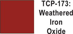 Tru Color TCP-173 Weathered Iron Oxide Paint 1 ounce