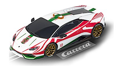 Carrera 30876, Digital, 1:32 Electric Slot Car, Lamborghini Huracan, LP 610-4, CEA Safety Car